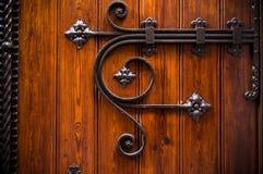 Beautiful door Royalty Free Stock Photos