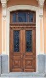 Beautiful door Royalty Free Stock Image