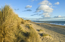 Beautiful Dorset beach Stock Photo