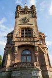 Drachenburg Castle Dragon Castle near Koenigswinter - Bonn in Germany. North Rhine-Westphalia. royalty free stock photos