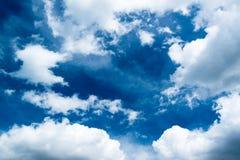 Beautiful dramatic sky Stock Photo