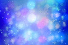 Beautiful dreamy background with bokeh lights Stock Photo