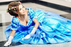 Beautiful dress Royalty Free Stock Photos