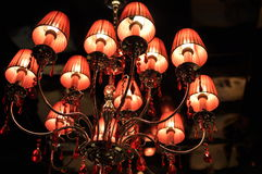 Beautiful droplight Royalty Free Stock Images