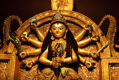 Beautiful Durga idol Royalty Free Stock Images