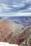 Beautiful Early Sunrise Hour at Grand Canyon Royalty Free Stock Photos