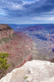 Beautiful Early Sunrise Hour at Grand Canyon Stock Image