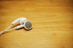 Beautiful earplugs Stock Photo