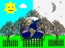 Beautiful Earth Royalty Free Stock Photo