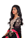 Beautiful East Indian woman. Royalty Free Stock Images