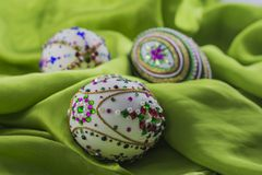 Beautiful Easter egg Royalty Free Stock Image