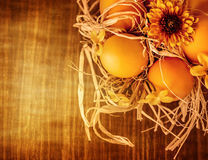 Beautiful Easter still life Stock Image