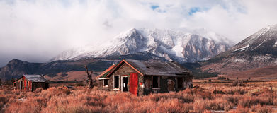 Beautiful Eastern Sierra Scene Royalty Free Stock Image