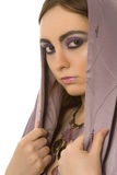 Beautiful eastern woman Royalty Free Stock Image