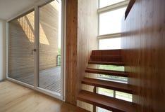 Beautiful ecologic house Royalty Free Stock Photos