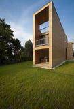 Beautiful ecologic house Stock Image