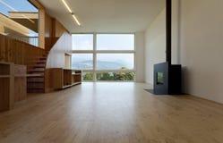 Beautiful Ecologic House Royalty Free Stock Image