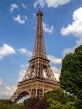 Eiffel Tower in Paris, France. stock photos