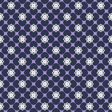 Beautiful elegant floral seamless print Stock Image