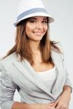 Beautiful elegant woman Stock Photos