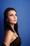 Beautiful elegant woman Royalty Free Stock Photos
