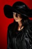 Beautiful elegant woman Stock Photo