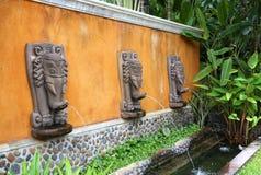 Beautiful Elephant Fountain Stock Photos