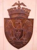 Beautiful emblem Stock Images