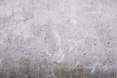 Embossed old white and grey wall royalty free stock photos