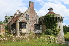 Beautiful English country house in Kent Royalty Free Stock Photo
