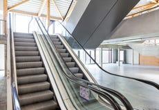 An beautiful escalator Royalty Free Stock Photos