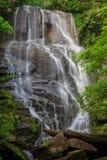 Beautiful Estatoe falls in summer Stock Photos