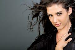 Beautiful ethnic girl Stock Image