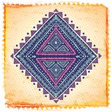 Beautiful ethnic ornament Royalty Free Stock Photography
