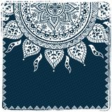 Beautiful ethnic ornament Stock Images