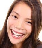 Beautiful ethnic woman portrait Stock Image