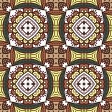 Beautiful ethnicity pattern Stock Photography