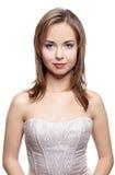 Beautiful european girl Royalty Free Stock Images