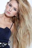 Beautiful european model Stock Photography