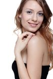 Beautiful european model Stock Images