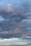 Beautiful evening sky Royalty Free Stock Image