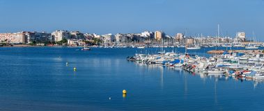 Torrevieja - Costa Blanca - Spain Royalty Free Stock Photography