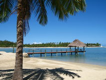 Beautiful exotic place royalty free stock images