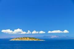 Beautiful exotic sea Stock Images