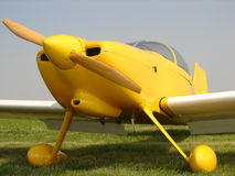 Beautiful Experimental Vans Aircraft RV-6. Stock Images