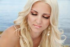 Beautiful Eye eyeshadow Makeup Stock Photos