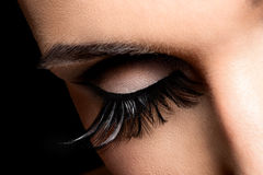 Beautiful Eye Makeup Stock Photos