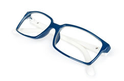 Beautiful eyeglasses Stock Images