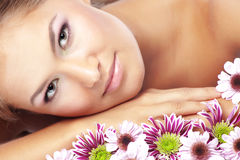Beautiful eyes Royalty Free Stock Images