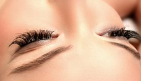 Beautiful eyes Royalty Free Stock Photos